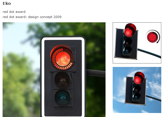 Progress Indicator Lights